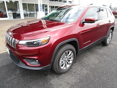 New 2020 Jeep Cherokee LATITUDE PLUS 4X4 Sport Utility LD569247 for Sale in Cottage Grove, OR