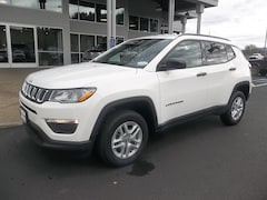 New 2018 Jeep Compass SPORT 4X4 Sport Utility 3C4NJDAB5JT178596 for Sale in Cottage Grove, OR