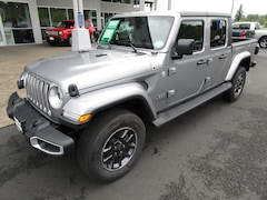 New 2020 Jeep Gladiator OVERLAND 4X4 Crew Cab LL180852 for Sale in Cottage Grove, OR