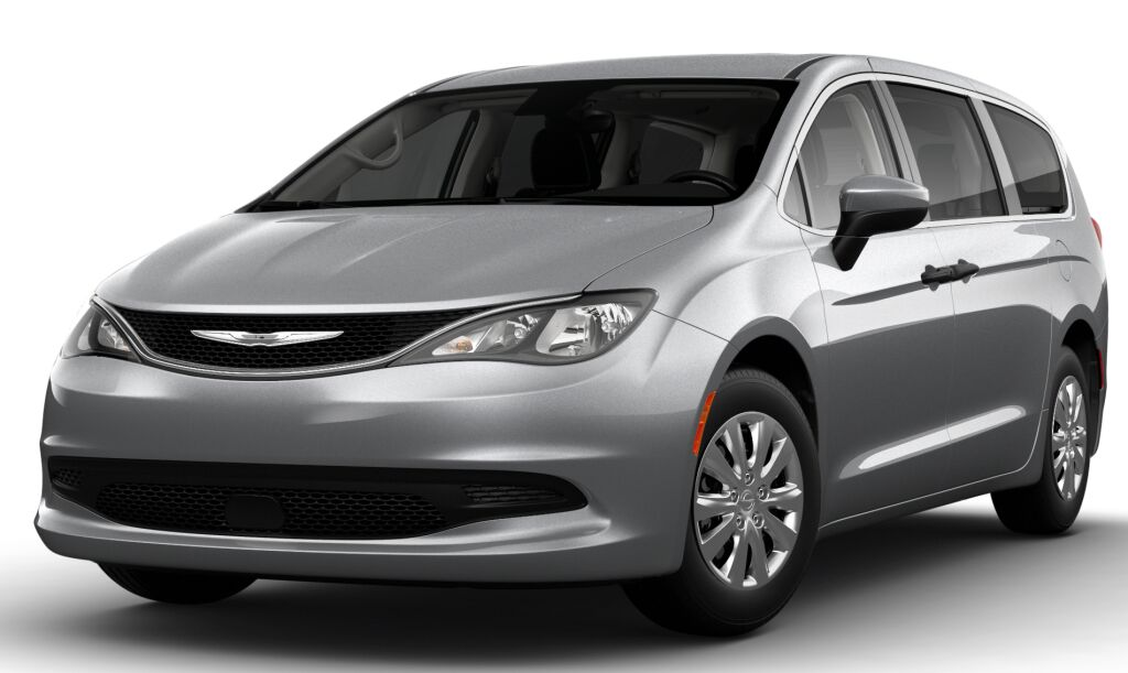 2021 Chrysler Voyager Passenger Van