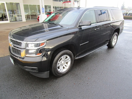 Featured Used 2019 Chevrolet Suburban LT SUV for Sale in Cottage Grove, OR