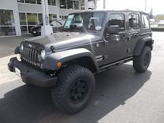 New 2018 Jeep Wrangler Unlimited WRANGLER JK UNLIMITED SPORT 4X4 Sport Utility for Sale in Cottage Grove, OR