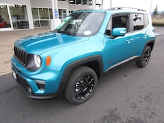 New 2020 Jeep Renegade ALTITUDE 4X4 Sport Utility ZACNJBB19LPL05447 for Sale in Cottage Grove, OR