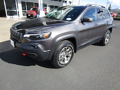 New 2020 Jeep Cherokee TRAILHAWK 4X4 Sport Utility 1C4PJMBN8LD615405 for Sale in Cottage Grove, OR
