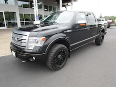 Used 2013 Ford F-150 Platinum Truck SuperCrew Cab 1FTFW1E68DFD29124 for Sale in Cottage Grove