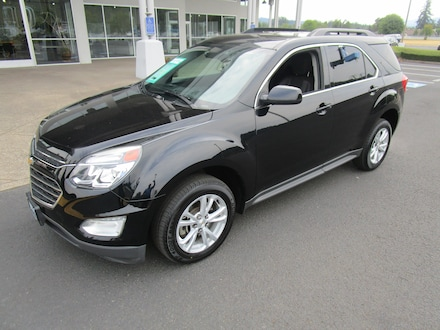 Featured Used 2017 Chevrolet Equinox LT SUV for Sale in Cottage Grove, OR