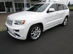 Used 2016 Jeep Grand Cherokee Summit 4x4 SUV 1C4RJFJM7GC427810 for Sale in Cottage Grove