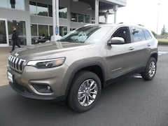 New 2019 Jeep Cherokee LATITUDE PLUS 4X4 Sport Utility 1C4PJMLN0KD143004 for Sale in Cottage Grove, OR