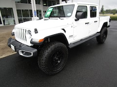 New 2020 Jeep Gladiator OVERLAND 4X4 Crew Cab LL169693 for Sale in Cottage Grove, OR