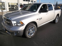 New 2019 Ram 1500 BIG HORN CREW CAB 4X4 5'7 BOX Crew Cab 1C6RR7LT6KS536610 for Sale in Cottage Grove, OR