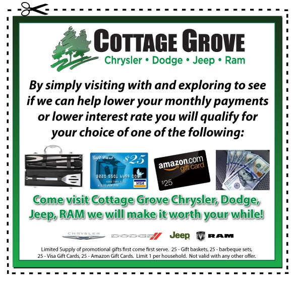 Terrific Cottage Grove Chrysler Dodge Jeep Ram Specials New Used Download Free Architecture Designs Embacsunscenecom