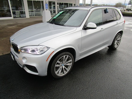 Featured Used 2017 BMW X5 xDrive35i SAV for Sale in Cottage Grove, OR