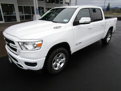 New 2020 Ram 1500 BIG HORN CREW CAB 4X4 5'7 BOX Crew Cab 1C6SRFFT7LN169904 for Sale in Cottage Grove, OR