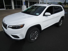 New 2019 Jeep Cherokee LATITUDE PLUS 4X4 Sport Utility 1C4PJMLB8KD485760 for Sale in Cottage Grove, OR