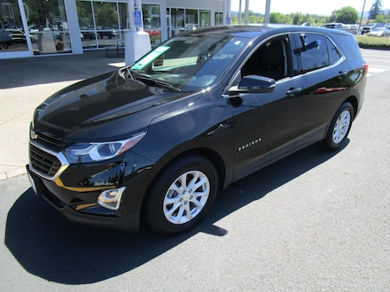 Featured Used 2019 Chevrolet Equinox LT w/1LT SUV for Sale in Cottage Grove, OR