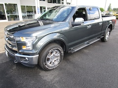Used 2015 Ford F-150 Lariat Truck SuperCrew Cab 1FTFW1EFXFKE89418 for Sale in Cottage Grove