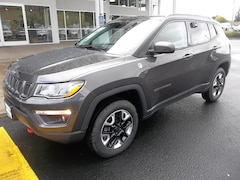 New 2018 Jeep Compass TRAILHAWK 4X4 Sport Utility 3C4NJDDB1JT104359 for Sale in Cottage Grove, OR