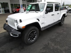 New 2020 Jeep Gladiator OVERLAND 4X4 Crew Cab LL181674 for Sale in Cottage Grove, OR