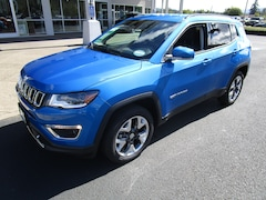 New 2020 Jeep Compass LIMITED 4X4 Sport Utility for Sale in Cottage Grove, OR