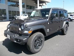 New 2018 Jeep Wrangler UNLIMITED SPORT 4X4 Sport Utility for Sale in Cottage Grove, OR