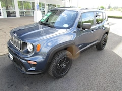New 2020 Jeep Renegade SPORT 4X4 Sport Utility ZACNJBA1XLPL17401 for Sale in Cottage Grove, OR