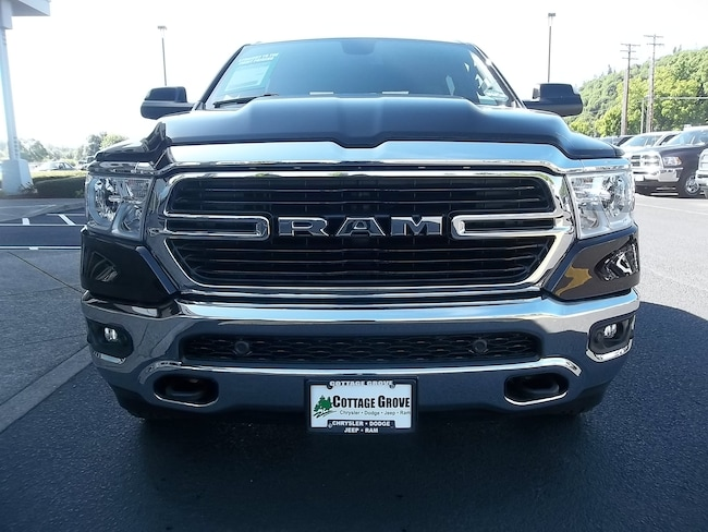 used 2019 ram 1500 big horn lone star for sale in cottage grove or near springfield or vin. Black Bedroom Furniture Sets. Home Design Ideas