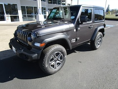 New 2020 Jeep Wrangler SPORT S 4X4 Sport Utility for Sale in Cottage Grove, OR