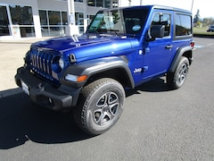New 2020 Jeep Wrangler SPORT S 4X4 Sport Utility 1C4GJXANXLW134563 for Sale in Cottage Grove, OR