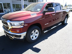 New 2020 Ram 1500 BIG HORN CREW CAB 4X4 6'4 BOX Crew Cab 1C6SRFMT2LN341906 for Sale in Cottage Grove, OR