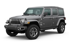New 2020 Jeep Wrangler UNLIMITED SAHARA 4X4 Sport Utility 1C4HJXEN7LW153568 for Sale in Cottage Grove, OR