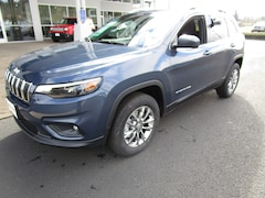 New 2020 Jeep Cherokee LATITUDE PLUS 4X4 Sport Utility for Sale in Cottage Grove, OR