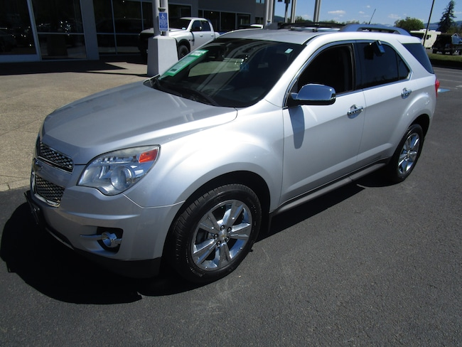 Used 2011 Chevrolet Equinox LTZ SUV Cottage Grove, OR