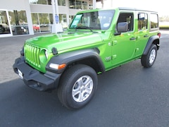 New 2020 Jeep Wrangler UNLIMITED SPORT S 4X4 Sport Utility 1C4HJXDN2LW124061 for Sale in Cottage Grove, OR