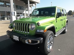 New 2018 Jeep Wrangler UNLIMITED SAHARA 4X4 Sport Utility 1C4HJXEG6JW305192 for Sale in Cottage Grove, OR
