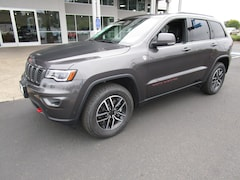 New 2019 Jeep Grand Cherokee TRAILHAWK 4X4 Sport Utility KC850372 for Sale in Cottage Grove, OR