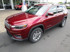New 2020 Jeep Cherokee LATITUDE PLUS 4X4 Sport Utility LD622922 for Sale in Cottage Grove, OR