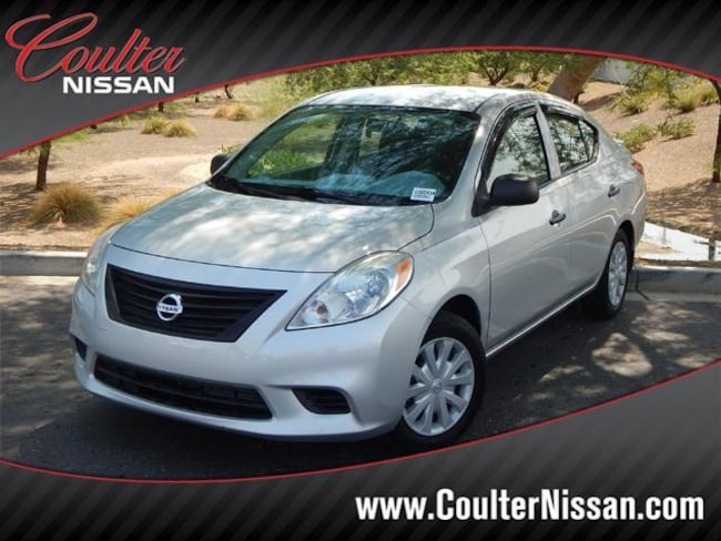 Used 2014 Nissan Versa For Sale At Coulter Automotive Group Vin