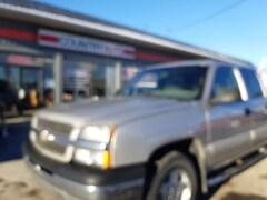 2005 Chevrolet 1500 Pickup SILVERADO Crew Cab