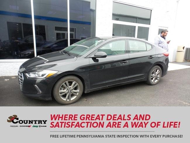 2017 Hyundai Elantra SE SE 2.0L Auto PZEV (Alabama) *Ltd Avail*