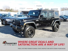 2016 Jeep Wrangler Unlimited Sport 4WD  Sport
