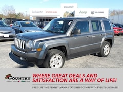 2014 Jeep Patriot Sport FWD  Sport