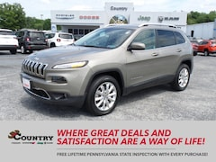 2017 Jeep Cherokee Limited Limited 4x4