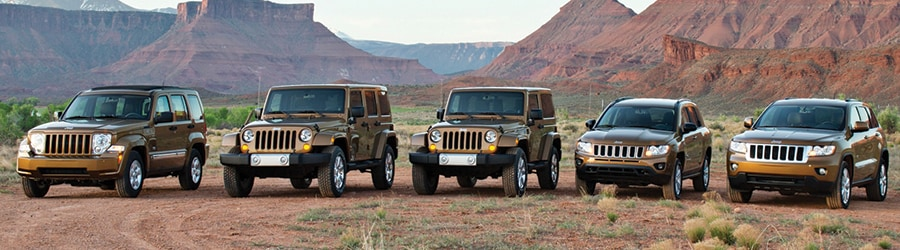 Good Difference Between The Jeep Wrangler Models And Trims