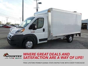 2018 Ram Promaster Cutaway Low Roof 3500 159 WB EXT