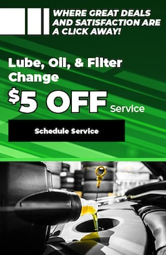 Lube, Oil, and Filer Check