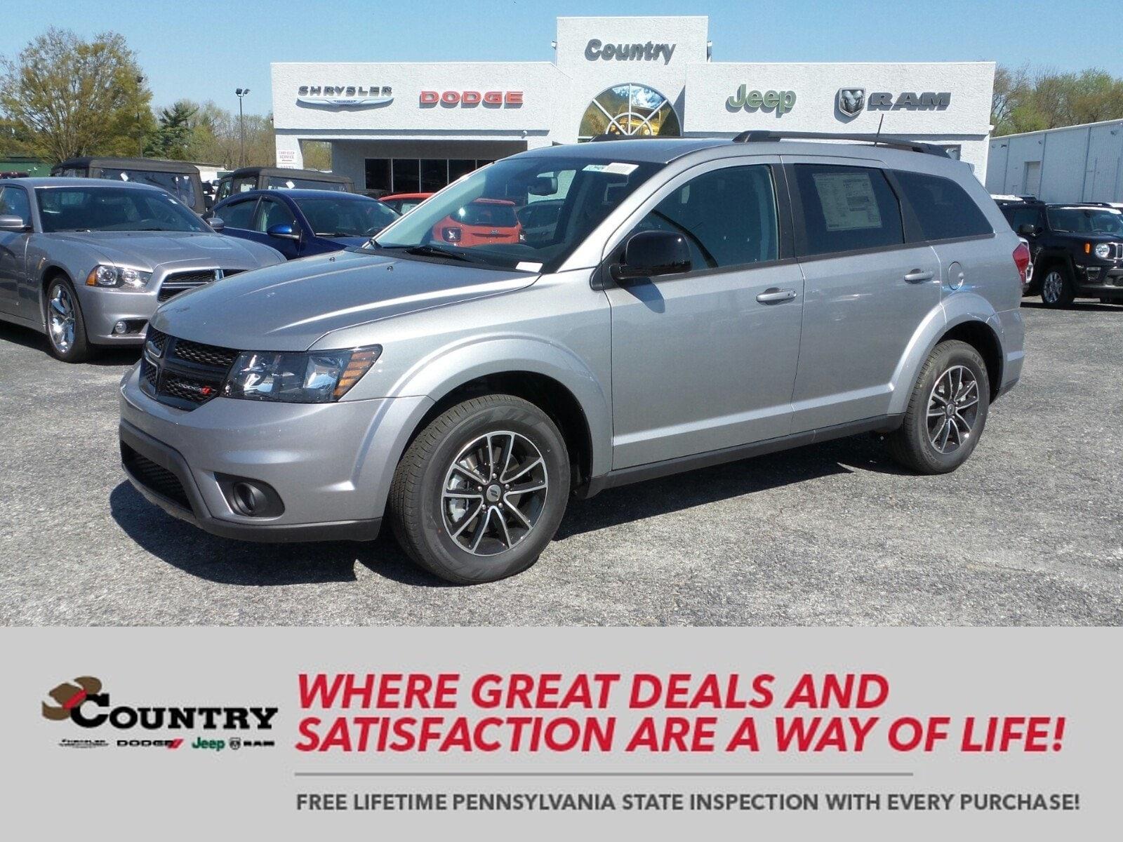 New 2019 Dodge Journey SE For Sale near Lancaster, PA
