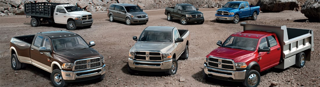RAM Trucks - Oxford, PA