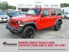2020 Jeep Wrangler UNLIMITED Sport Altitude 4X4 SUV