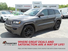 2017 Jeep Grand Cherokee Altitude Altitude 4x4 *Ltd Avail*