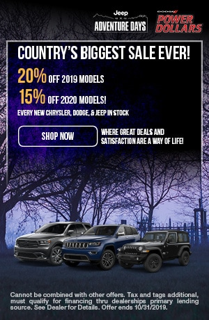 October | 2019 | Country's Biggest Sale Ever!